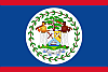 Bandiera - Belize